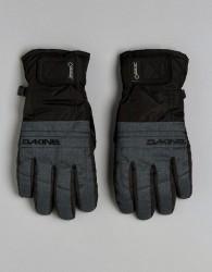Dakine Leather Ski Gloves with Gore-Tex - Grey
