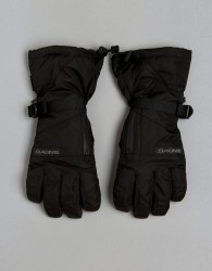 Dakine Leather Titan Ski Glove with Liner - Black
