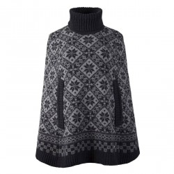 Dale of Norway Rose Poncho - Dame