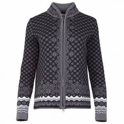 Dale of Norway Solfrid Feminine Jacket - Dame