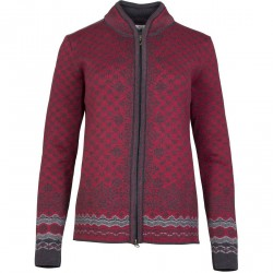 Dale of Norway Solfrid Womens Jacket - Damesweater