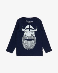 Danefæ langærmet Onsdag T-shirt
