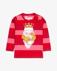 Danefæ LS Bow langærmt T-shirt