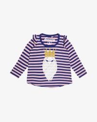 Danefæ Milka langærmet T-shirt