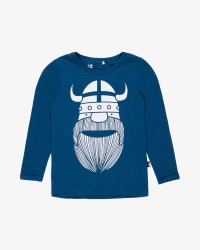 Danefæ Northpole langærmet T-shirt