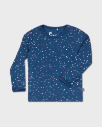 Danefæ 'Northpole' langærmet T-shirt