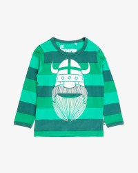 Danefæ Sophus langærmet T-shirt