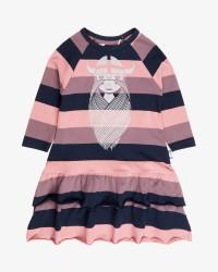 Danefæ Vanilje kjole