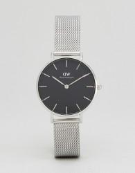 Daniel Wellington DW00100162 Mesh Watch In Silver - Silver