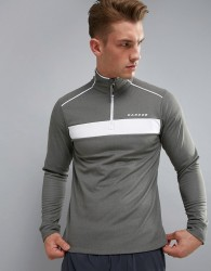 Dare 2B Mid Layer Half Zip Top - Grey