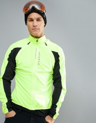 Dare 2b Unveil Running Jacket With Detachable Sleeves - Yellow