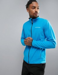 Dare2B Full Zip Fleece - Blue