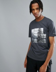Dare2b Plenitude Graphic T-Shirt Plenitude - Grey