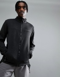 Dare2b Zip Thru Mid Layer Ski Sweater - Black