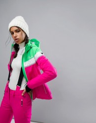 Dare2be Premiss Padded Ski Jacket - Pink