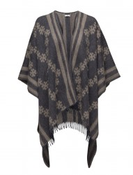 Day Crossing Poncho
