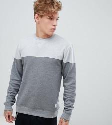 DC Rebel Block Sweater - Grey