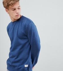 DC Rebel Crew Neck Sweater - Blue