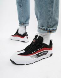 DC Shoes Legacy 98 Slim Trainer in Black & Red - Black