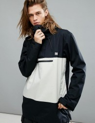 DC Shoes Snow Rampart Overhead Jacket - Black