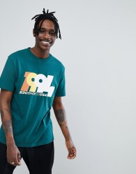 DC Shoes T-Shirt With 1994 Logo In Green - Green