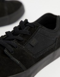 DC Shoes Tonik Trainers In Black - Black