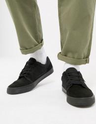 DC Shoes Tonik Trainers In Black - Black