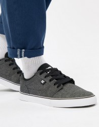 DC Shoes Tonik TX SE Trainers In Black - Black
