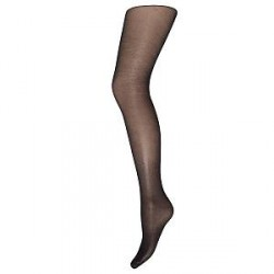 Decoy 20 Den Silk Look Tights - Black - S/M