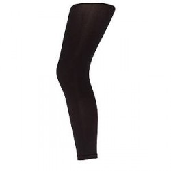 Decoy 60 Den 3D Microfiber Leggings - Black - XX-Large