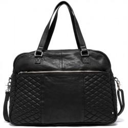 Depeche - Sporty Chic Large Bag 13772 - Black