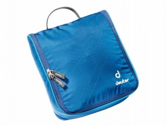 Deuter Wash Center II toilettaske, midnight-turquoise