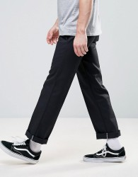 Dickies 873 Work Pant Chino In Straight Fit - Black
