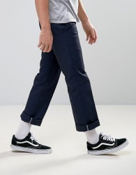 Dickies 873 Work Pant Chino In Straight Fit - Navy