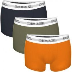 Diesel 3-pak Kory Boxer Trunk - Green/orange * Kampagne *