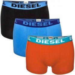 Diesel 3-pak Shawn Boxer Trunk Seasonal Edition - Black/Blue * Kampagne *