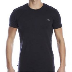 Diesel Randal Crew Neck T-shirt - Black - XX-Large