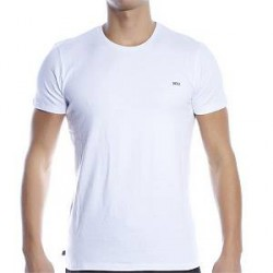 Diesel Randal Crew Neck T-shirt - White * Kampagne *