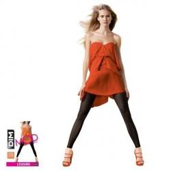 DIM. Mod Legging Opaque Velouté - Black * Kampagne *