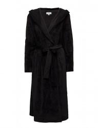 Dkny Elevated Leisure Robe W/Hood 117 Cm