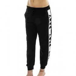 DKNY Spell It Out Jogger - Black - Small