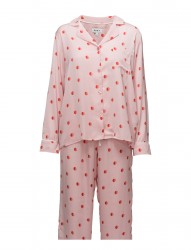 Dkny The Match Up Pj Set L/Sleeve