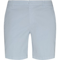 Dondup Regular fit UP471 GS021 PTD Shorts L.blue