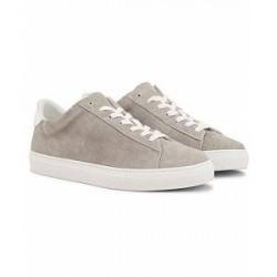 Dondup Scarpe Leather Sneakers Grey