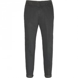 Dondup Slim UP235 FS160 Bukser Dark Grey