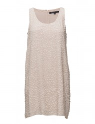 Dorothy Drape S/Ls Scoop Dress
