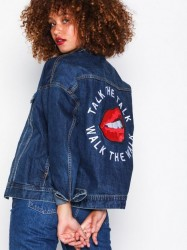 Dr Denim Maureen Denim Jacket Denimjakker Denim