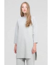 Dr. Denim Rylen sweater (GRÅ, L)