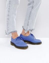 Dr Martens 1461 leather Lace Up Flat Shoe - Blue