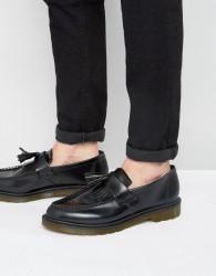 Dr Martens Adrian Tassel Loafers In Black - Black